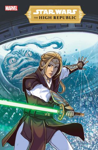 Star Wars: The High Republic #10 (Wijngaard Cover)