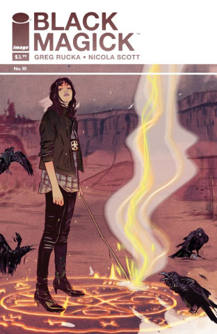 Black Magick #10 (Lotay Cover)