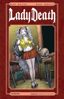 Lady Death #26 (Schoolgirl Cover)
