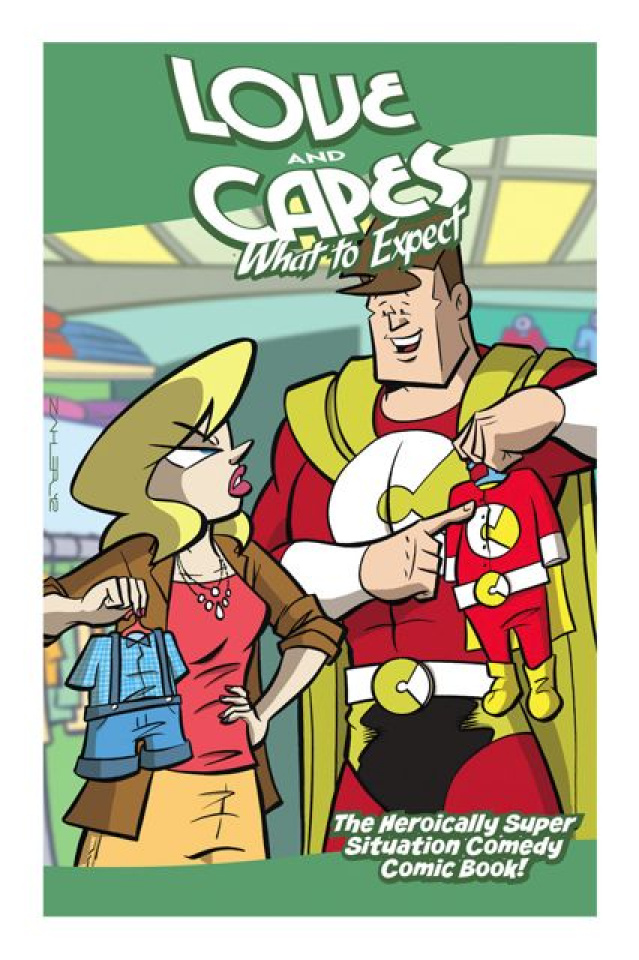 Love and Capes: What To Expect #1