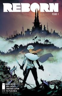 Reborn #1 (3rd Printing)