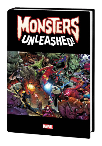 Monsters Unleashed! Monster Size