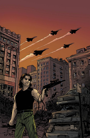 Escape From New York #12