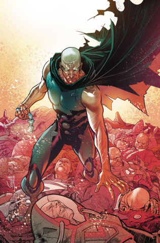 Lex Luthor: Year of the Villain #1