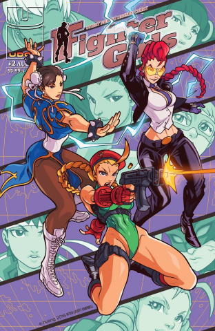 Street Fighter Legends: Cammy #2 (10 Copy Cover)