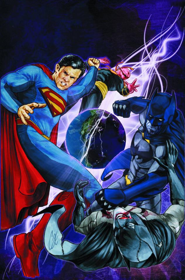 Smallville Season 11: Alien #4