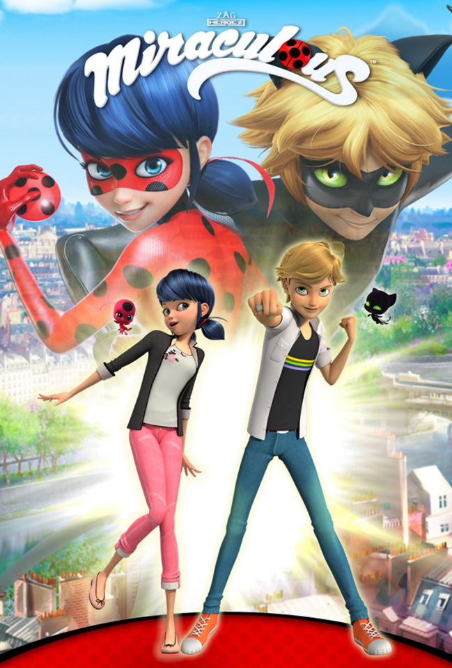 Miraculous: Tales of Ladybug and Cat Noir Vol. 1