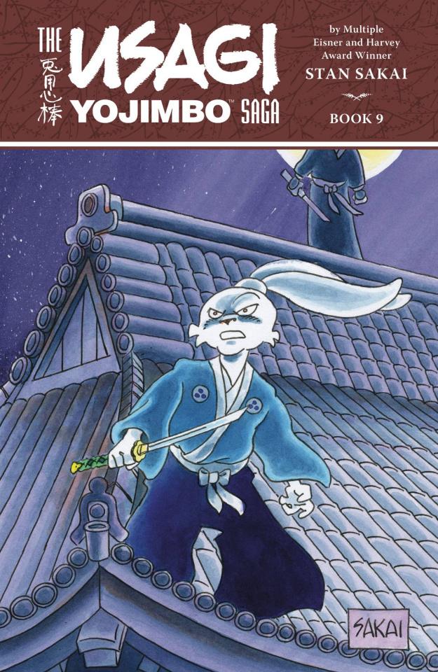 The Usagi Yojimbo Saga Vol. 9