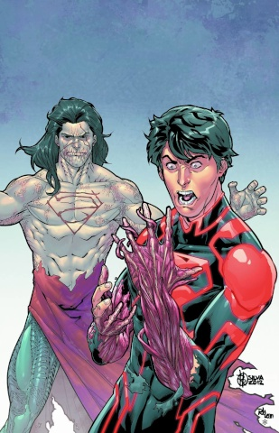 Superboy Vol. 3: Lost