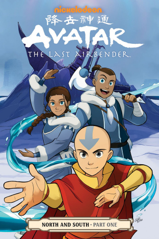 Avatar: The Last Airbender Vol. 13: North and South, Part One