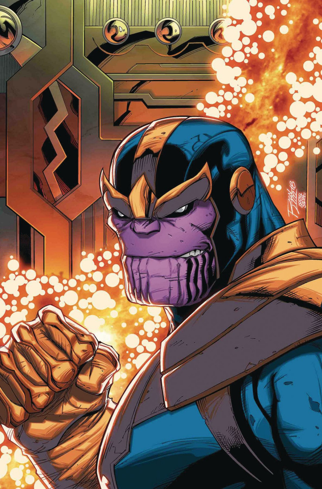 Thanos Legacy #1 (Lim Cover)