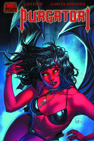 Purgatori Vol. 1: To Hell and Back