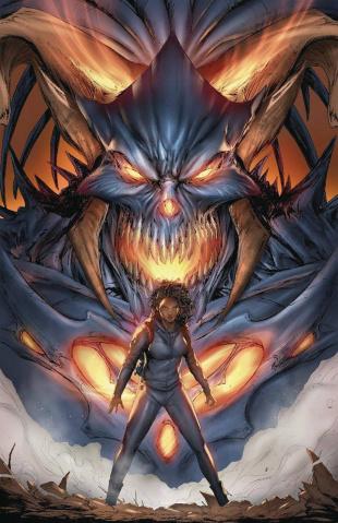The Devil's Dominion #3 (10 Copy Cover)