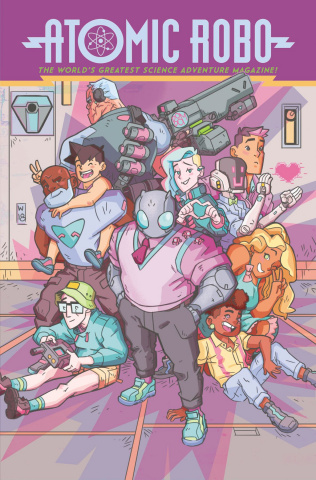 Atomic Robo and The Dawn of a New Era Vol. 1
