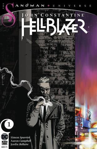 John Constantine: Hellblazer #1 (Variant Cover)