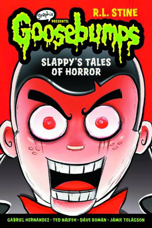 Goosebumps Vol. 1: Slappy's Tales of Horror