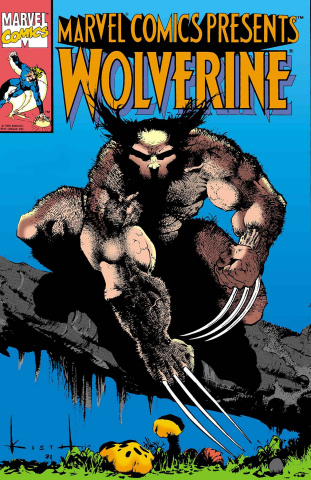 Wolverine: Blood Hungry #1 (True Believers)