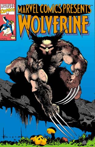 Wolverine: Blood Hungry #1 (True Believers)
