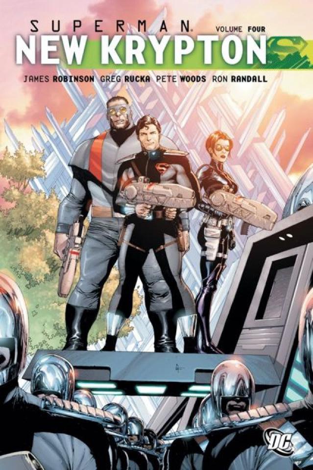 Superman: New Krypton Vol. 4