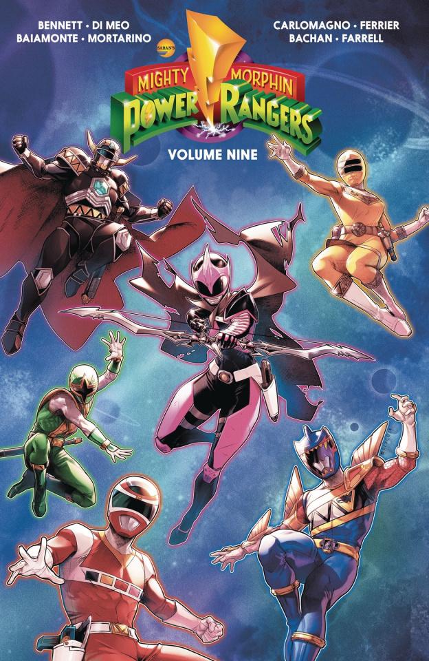 Mighty Morphin' Power Rangers Vol. 9