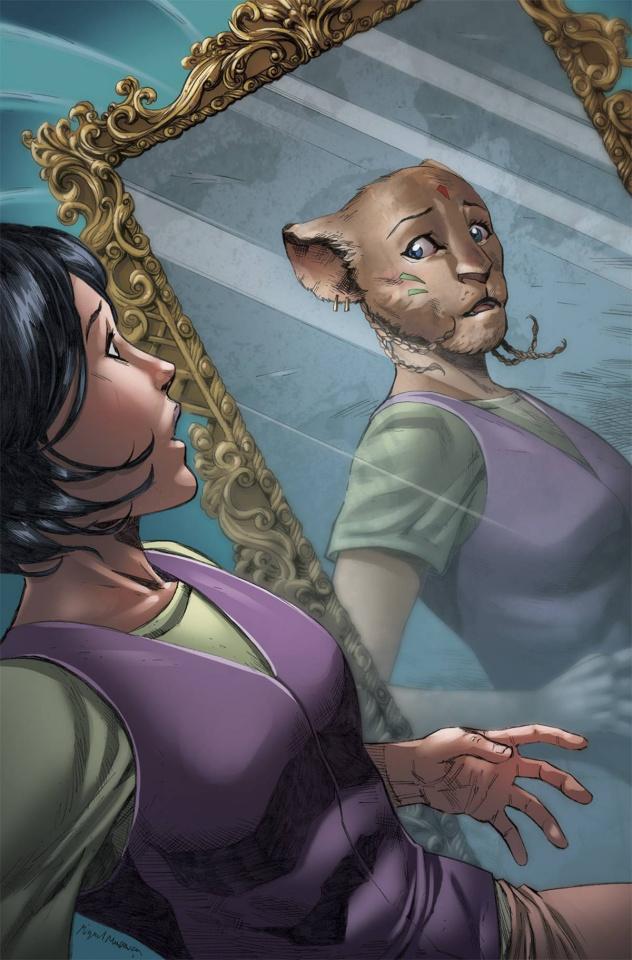 Grimm Fairy Tales #118 (Mendonca Cover)