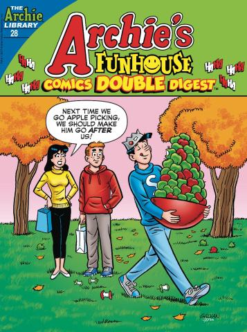 Archie's Funhouse Comics Double Digest #28