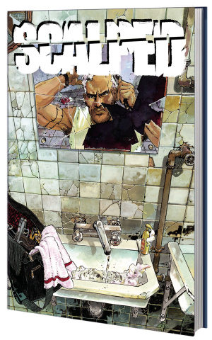 Scalped Book 5 (Deluxe Edition)