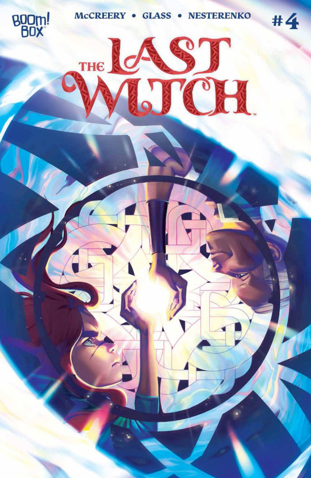 The Last Witch #4 (Glass Cover)