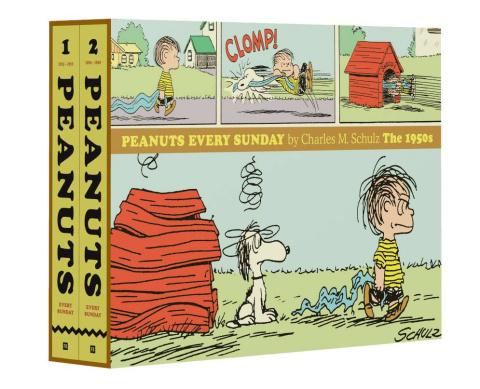 Peanuts Every Sunday Box Set: 1950