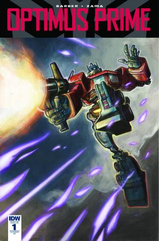 Optimus Prime #1 (10 Copy Cover)