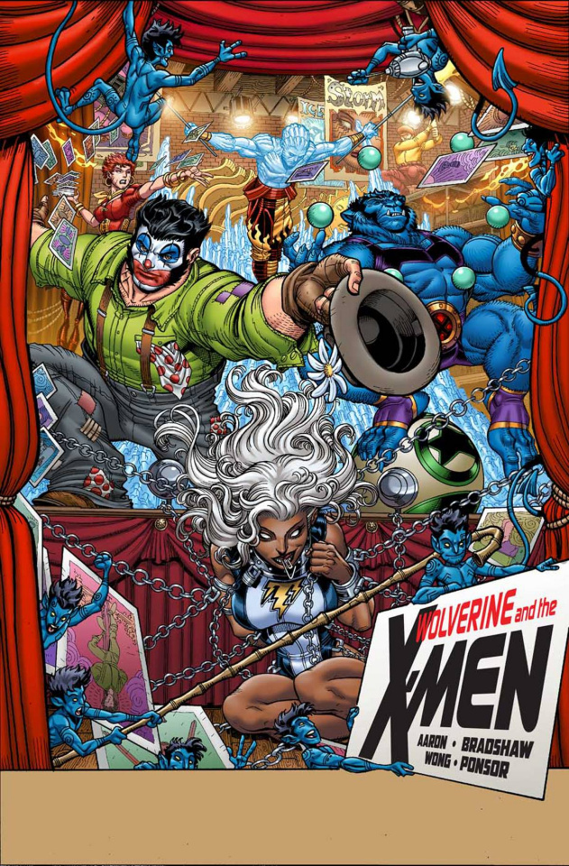 Wolverine and the X-Men #20
