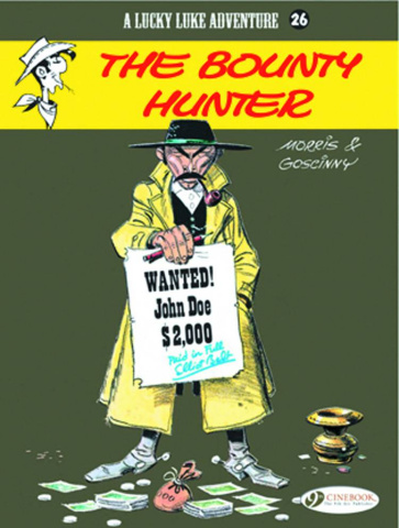 Lucky Luke Vol. 26: The Bounty Hunter
