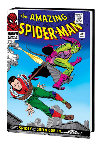 The Amazing Spider-Man Vol. 2 (Omnibus Romita Cover)
