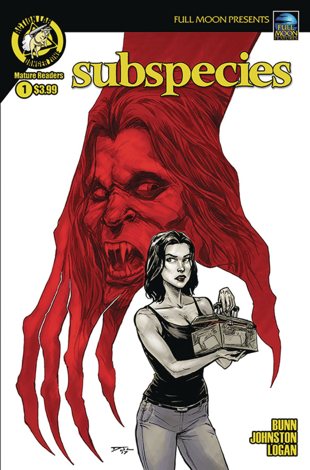 Subspecies #1 (Logan Cover)