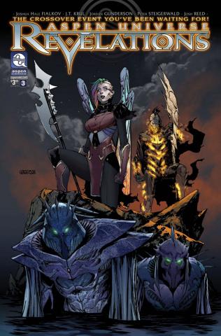 Aspen Universe: Revelations #3 (Gunderson Cover)