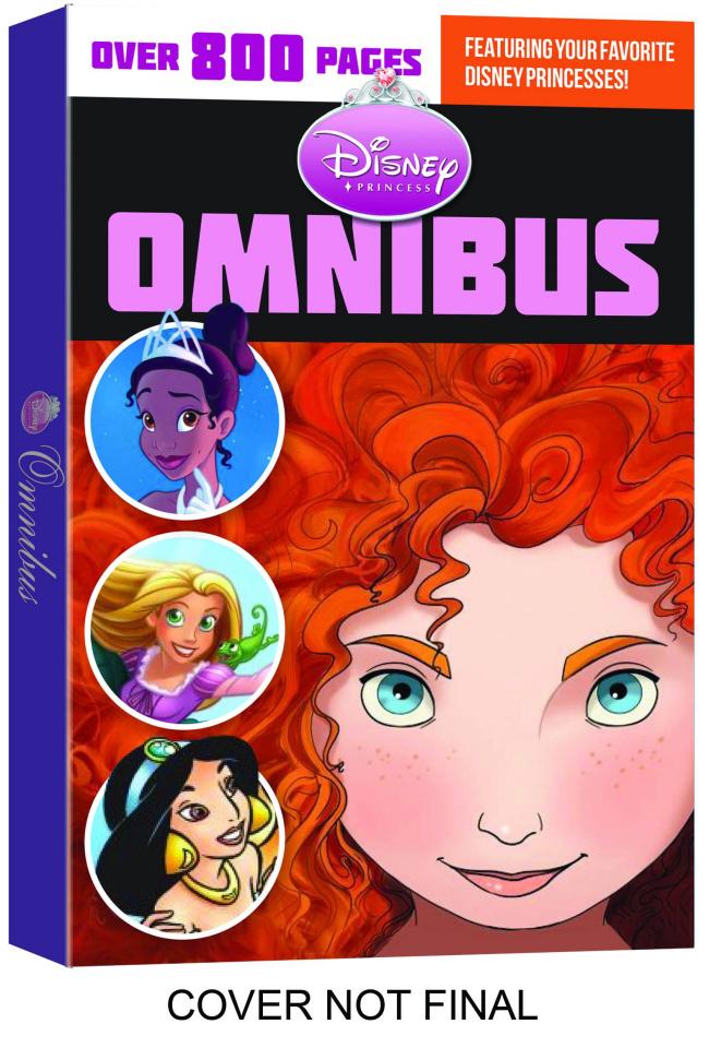 Disney Princess Treasury Vol. 1