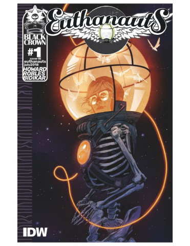 Euthanauts #1 (10 Copy Robles Cover)