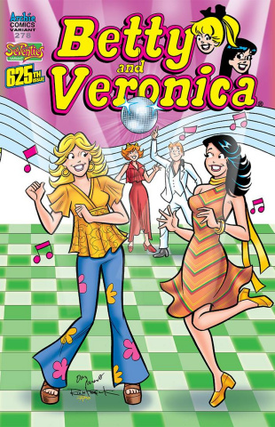 Betty & Veronica #278 (Connecting Cover D '70s)