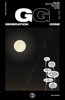 Generation Gone #1 (2nd Printing)