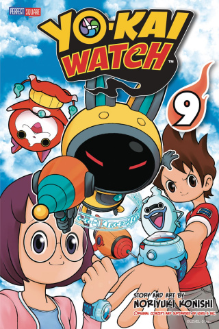 Yo-Kai Watch Vol. 9
