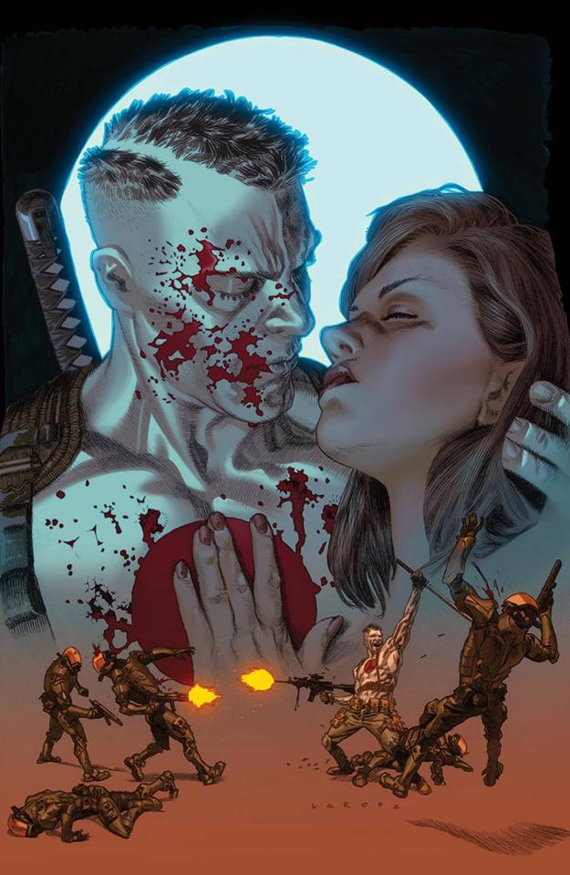 Bloodshot #25 (Larosa Cover)
