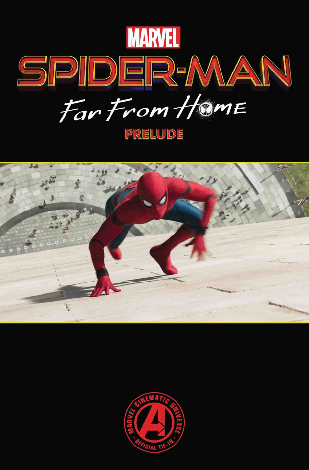 Spider-Man: Far From Home Prelude #2