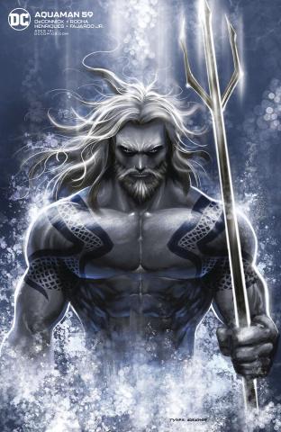 Aquaman #59 (Tyler Kirkham Cover)