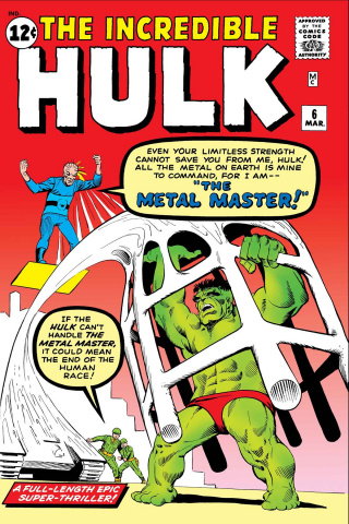 Hulk: The Head of Banner #1 (True Believers)
