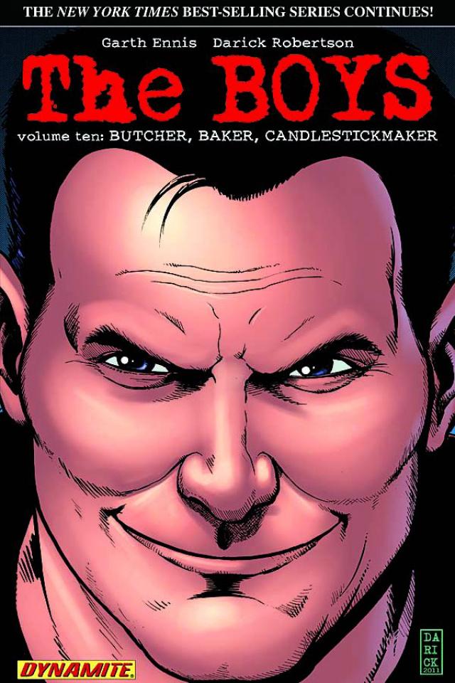 The Boys Vol. 10: Butcher, Baker, Candlestickmaker