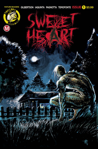Sweet Heart #1 (Iaquinta Cover)