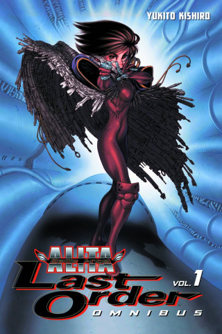 Battle Angel Alita: Last Order Vol. 1