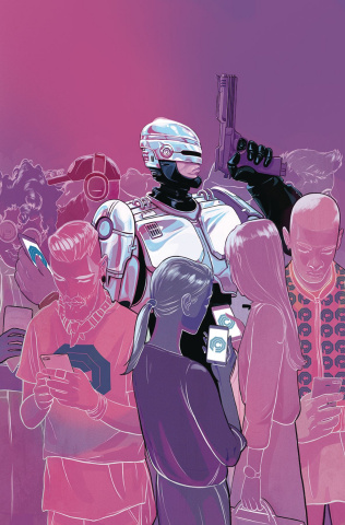RoboCop: Citizen's Arrest #2