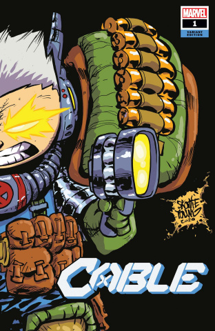 Cable #1 (Young Cover)