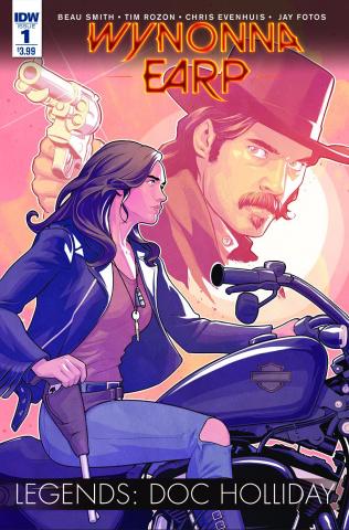 Wynonna Earp Legends: Doc Holliday #1